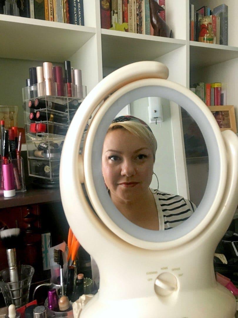 debbie ashpes beauty routine