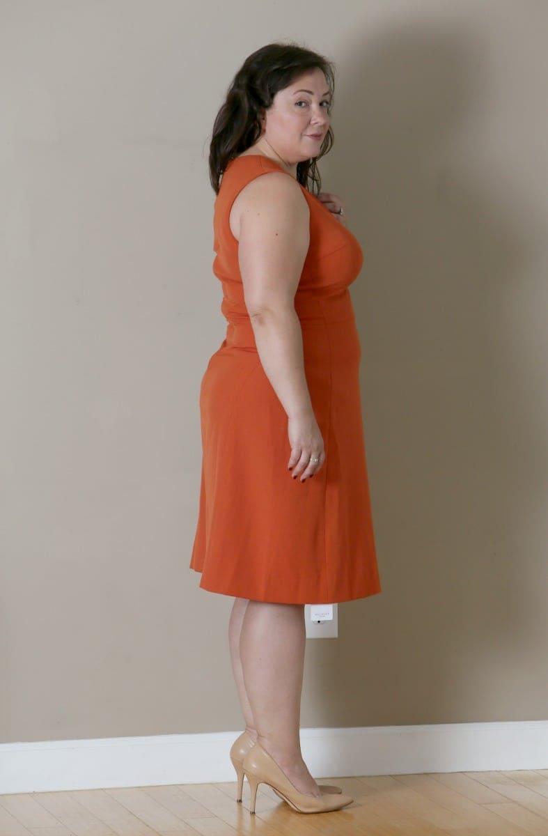 mmlafleur bento box review dress