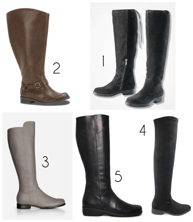 5795d75ba the most stylish wide calf boots with wider calf shaft circumference