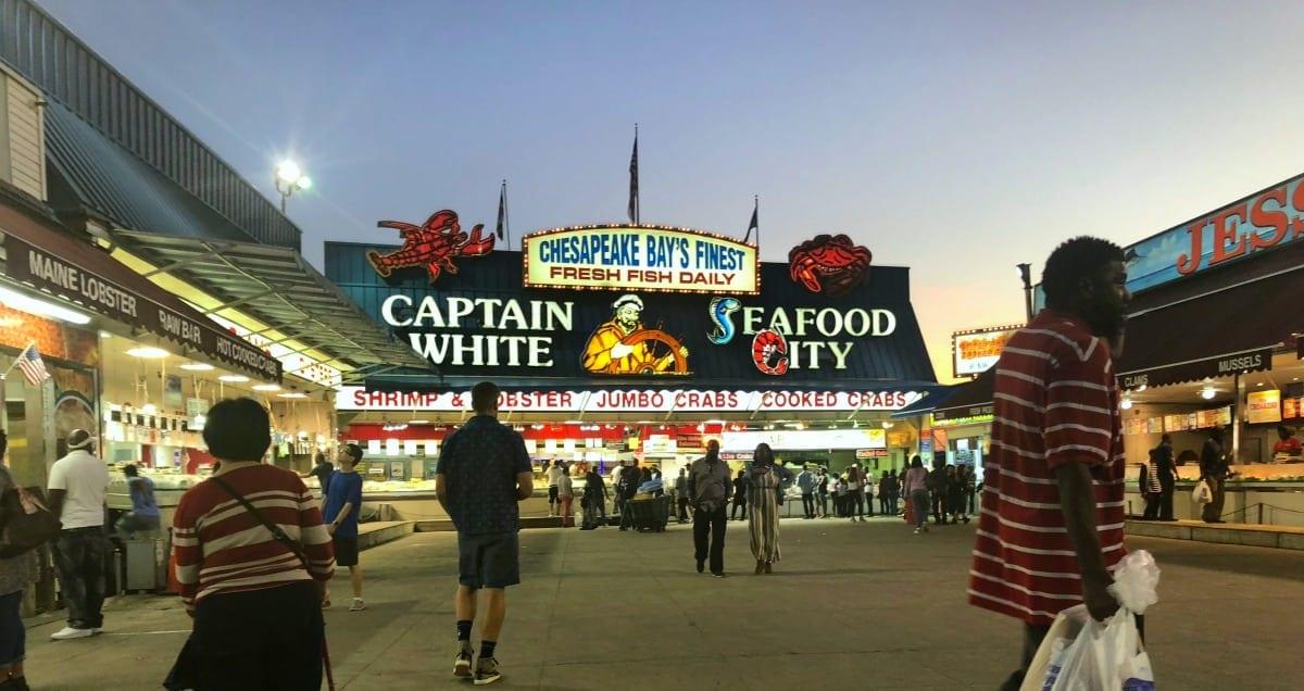 dc wharf captain white seafood