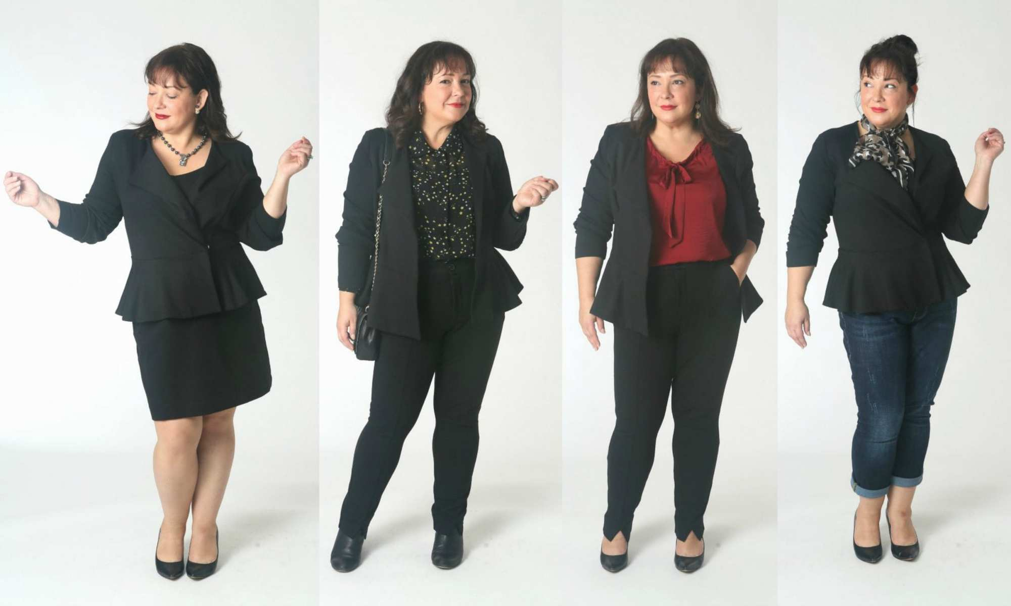 how to style the cabi agency jacket