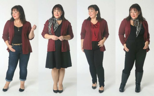 1f7e461214c94a A cardigan is a great wardrobe addition for fall, but not all cardigans are  created equal. Some make you look boxy, some cling, and many have a weird  band ...