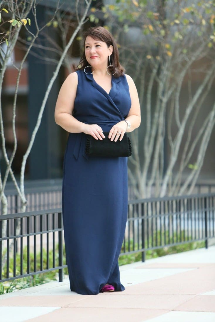 plus size what to wear to a wedding