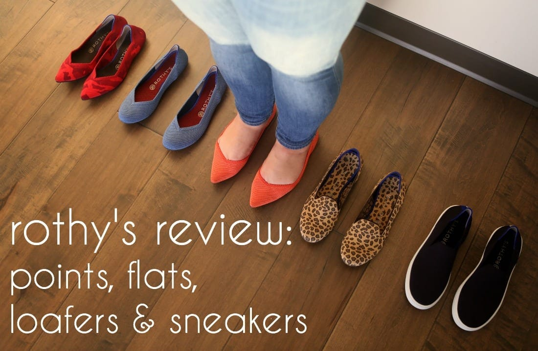 rothys flats review 2018