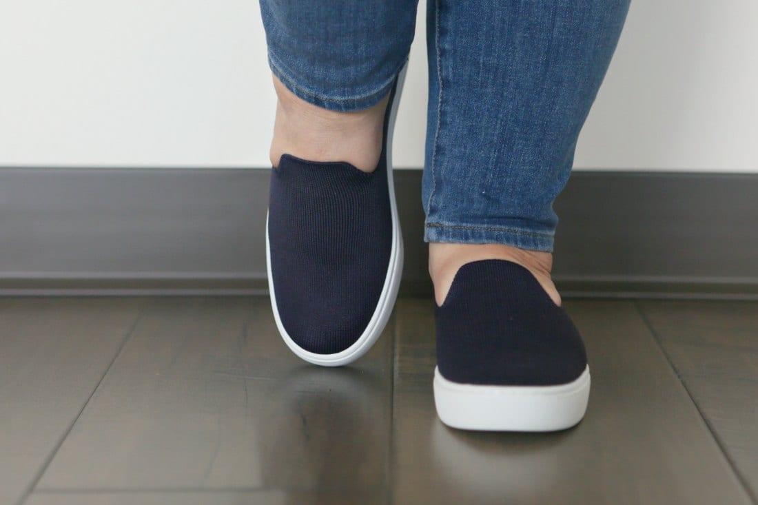 rothys sneakers wide feet