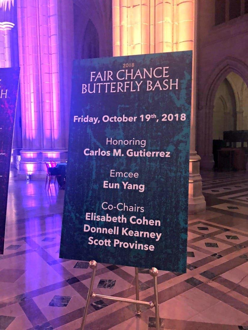 w butterfly bash dc 2018