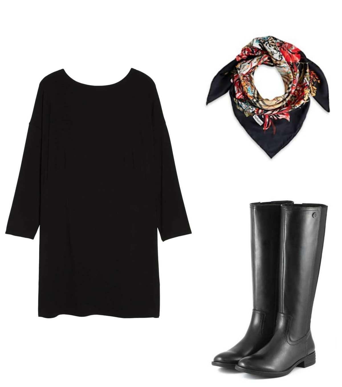 dress capsule wardrobe