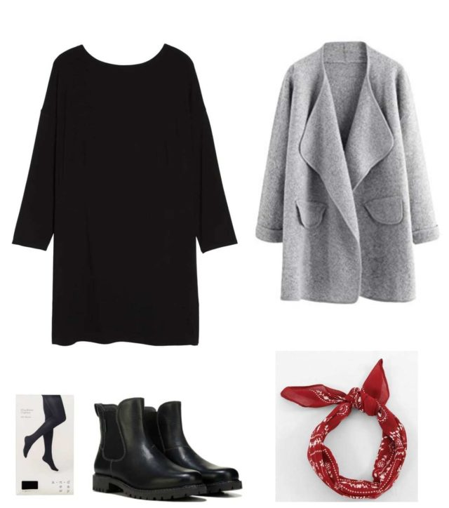 capsule wardrobe winter