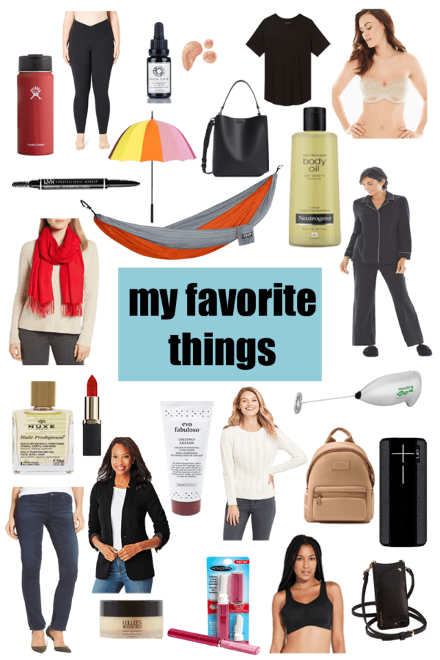 Alison's Favorite Things for 2018: a gift guide of the best in fashion, beauty, and around the home