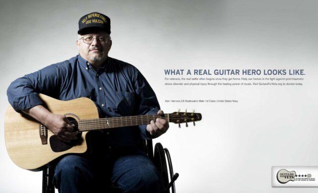 guitar for vets