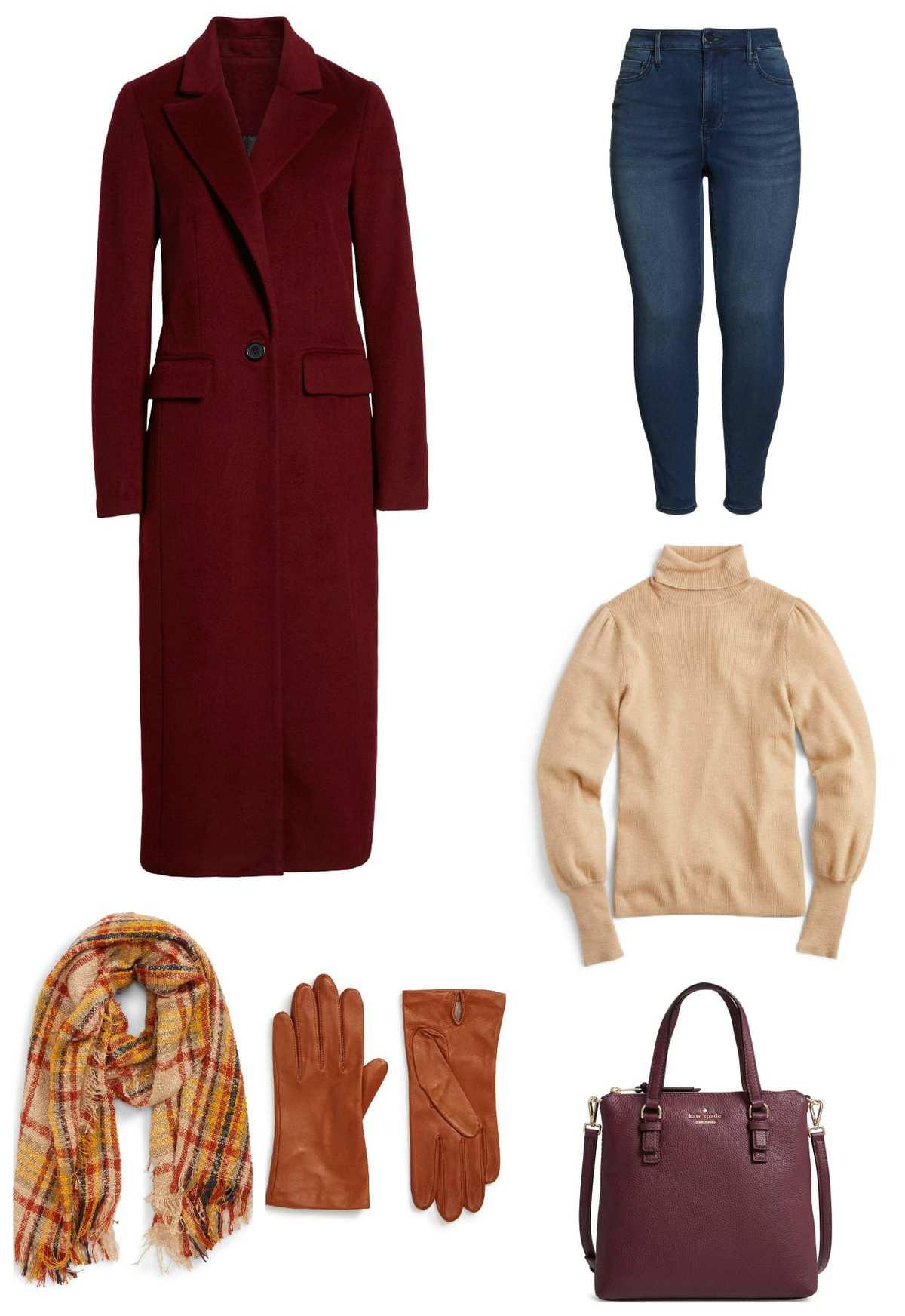 nordstrom fall sale picks coat