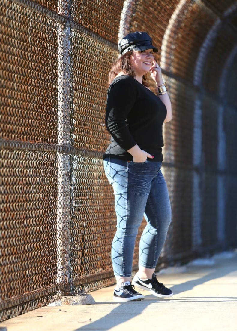 over 40 fashion blogger alison gary of wardrobe