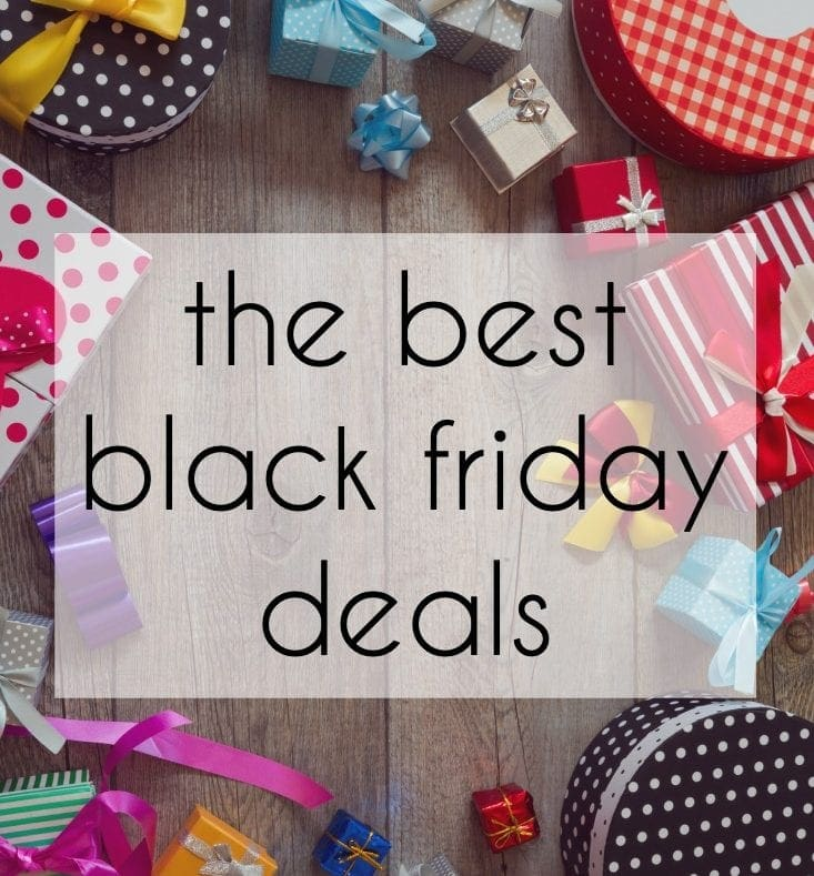 The best Black Friday deals for fashion and beauty