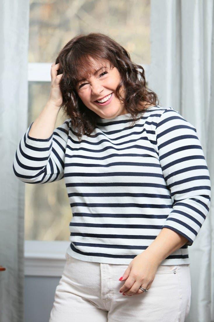 tips for styling medium length hair over 40