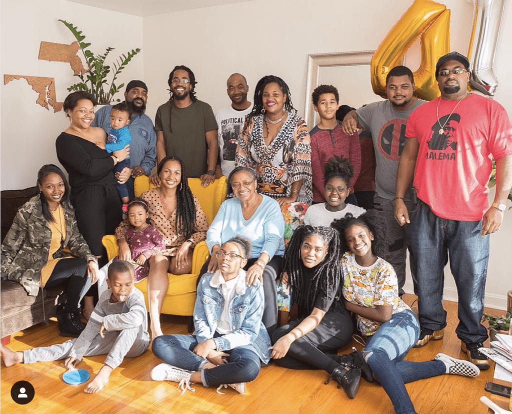 Insana Collins family