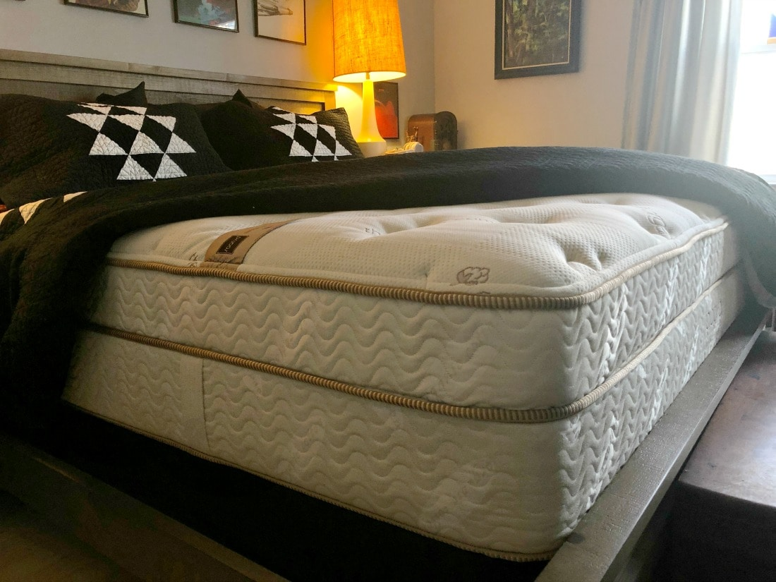 how tall is a saatva mattress honest review