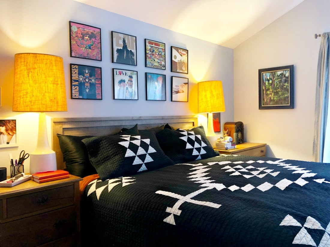 pendleton quilt wardrobe