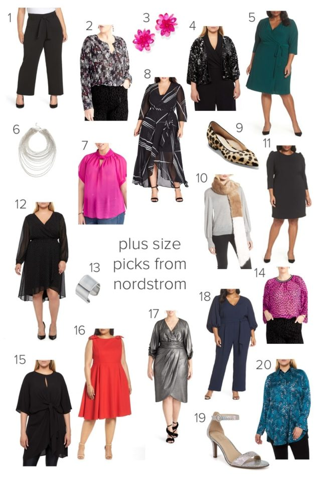 plus size fashion from nordstrom best picks