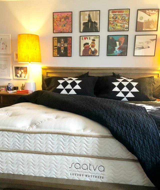 honest saatva mattress plush review
