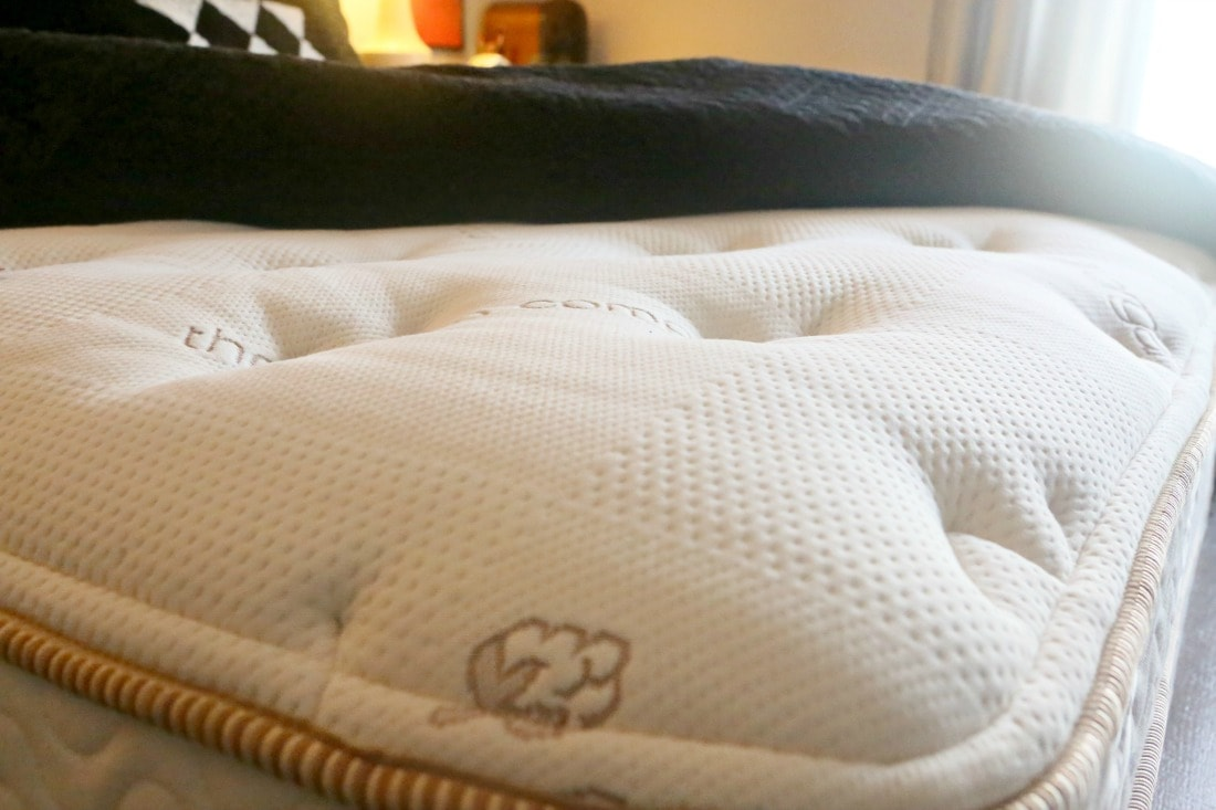 saatva mattress review organic cotton