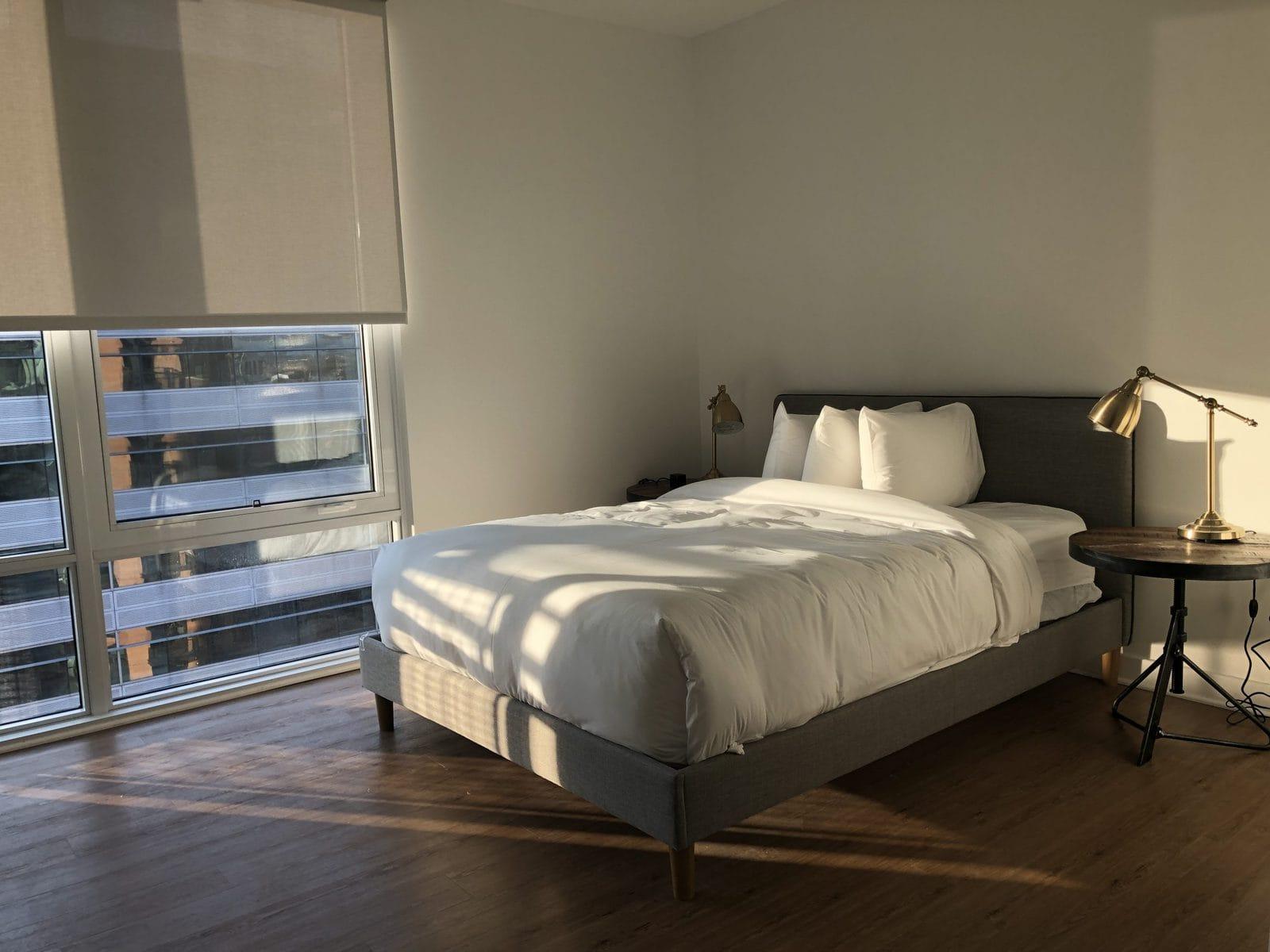 WhyHotel Bedroom