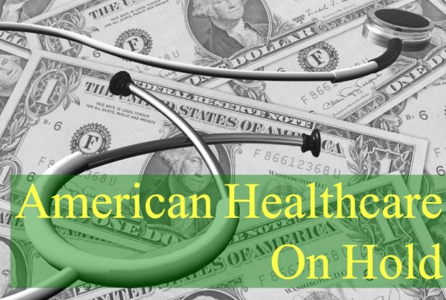 Issues with the American Healthcare system with examples of problems with health insurance and COBRA and how it puts even middle class families in peril