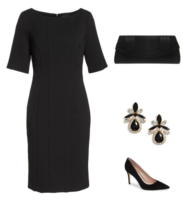 Sometimes simple is the chicest thing you can wear