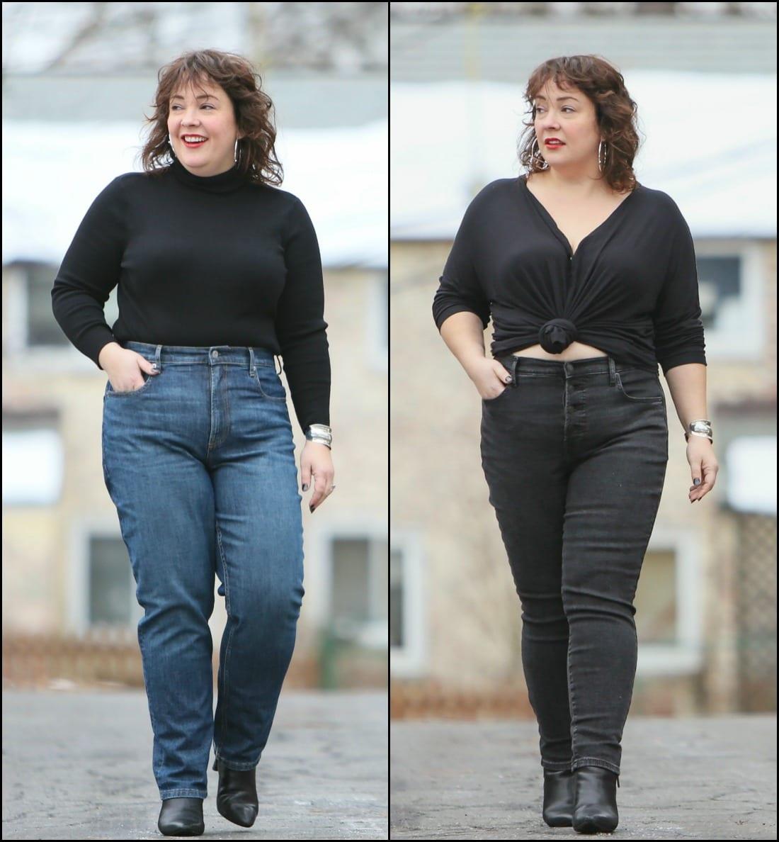everlane jeans review comparison