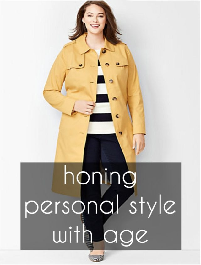 honing personal style with age by wardrobe oxygen