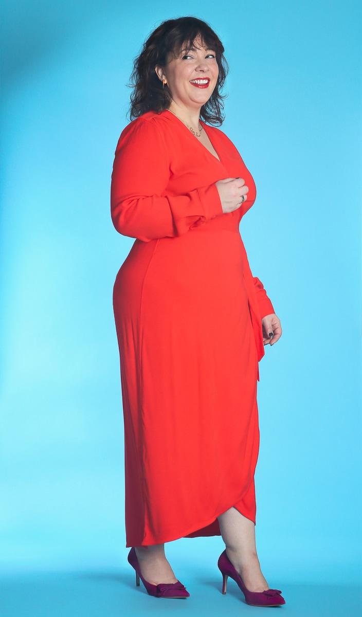 red universal standard dress 3