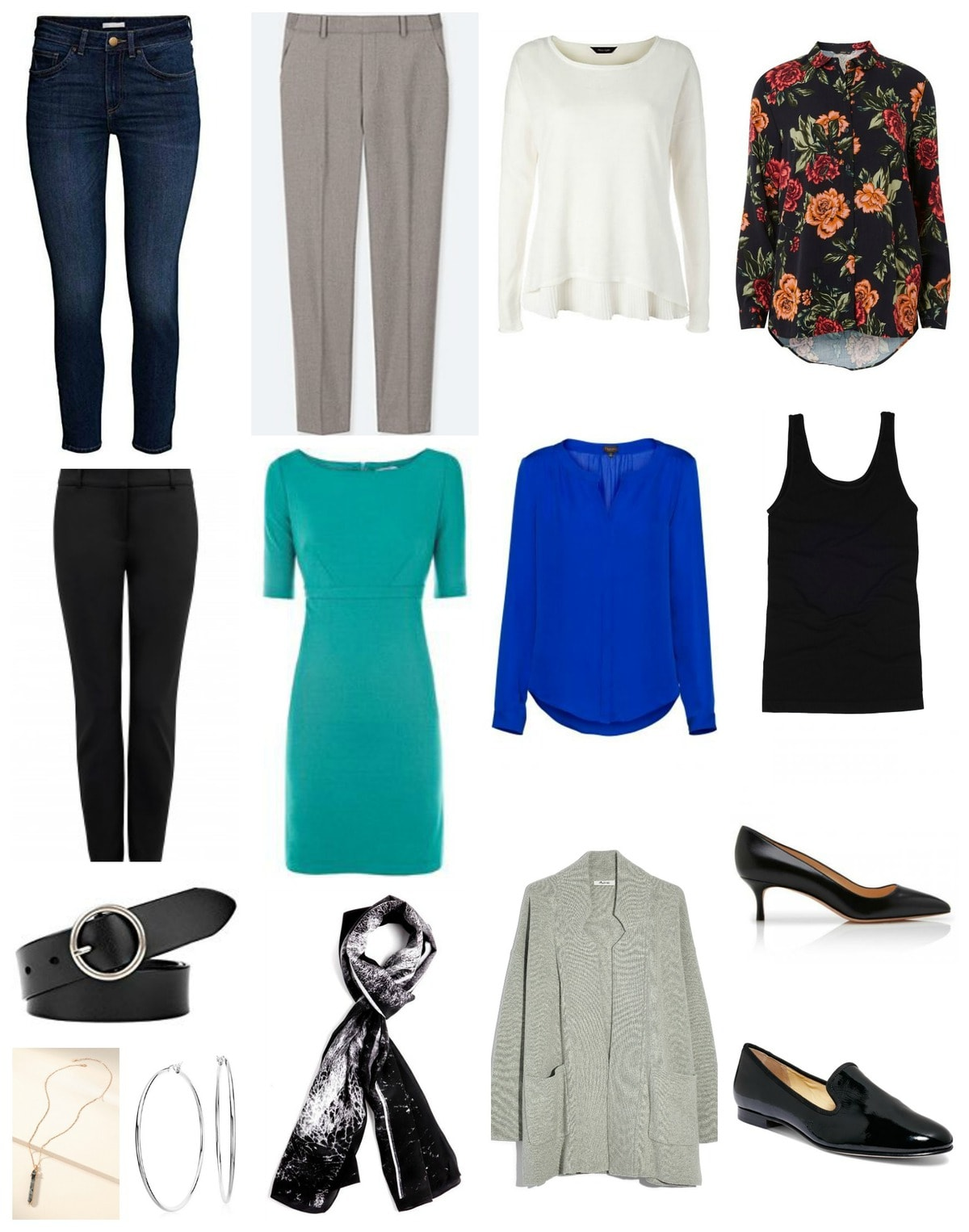 starting from scratch core wardrobe