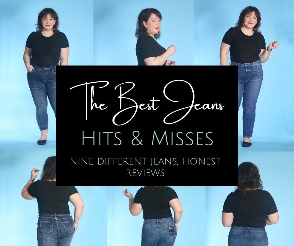 The best jeans size 14 hits and misses reviewed by Wardrobe Oxygen