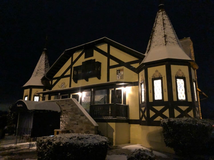 The Augsburg chalet at the Bavarian Inn, Shepherdstown West Virginia
