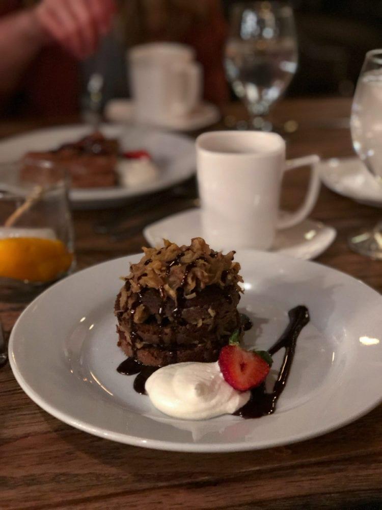 bavarian inn dessert menu 3