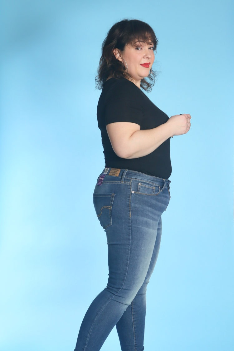 Levi's Midrise Skinny Jeans Review