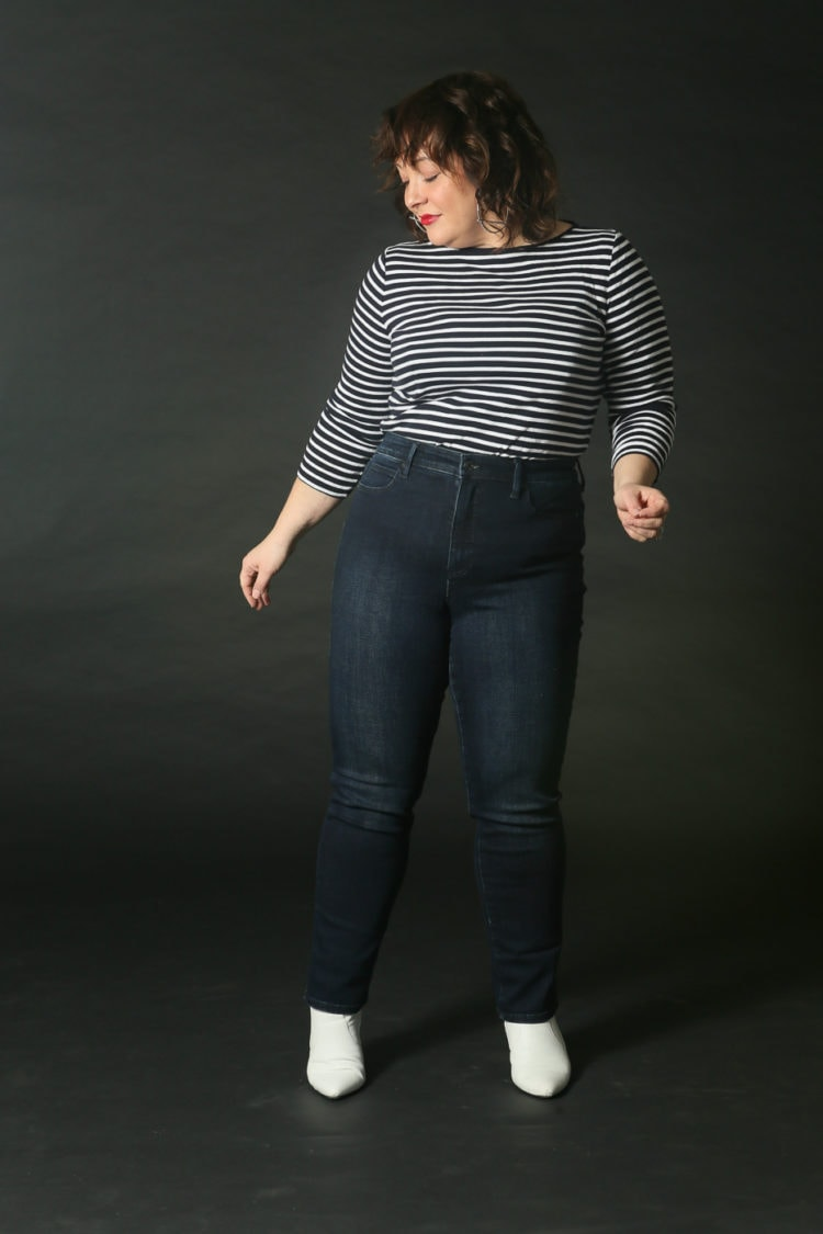 talbots high waist 1