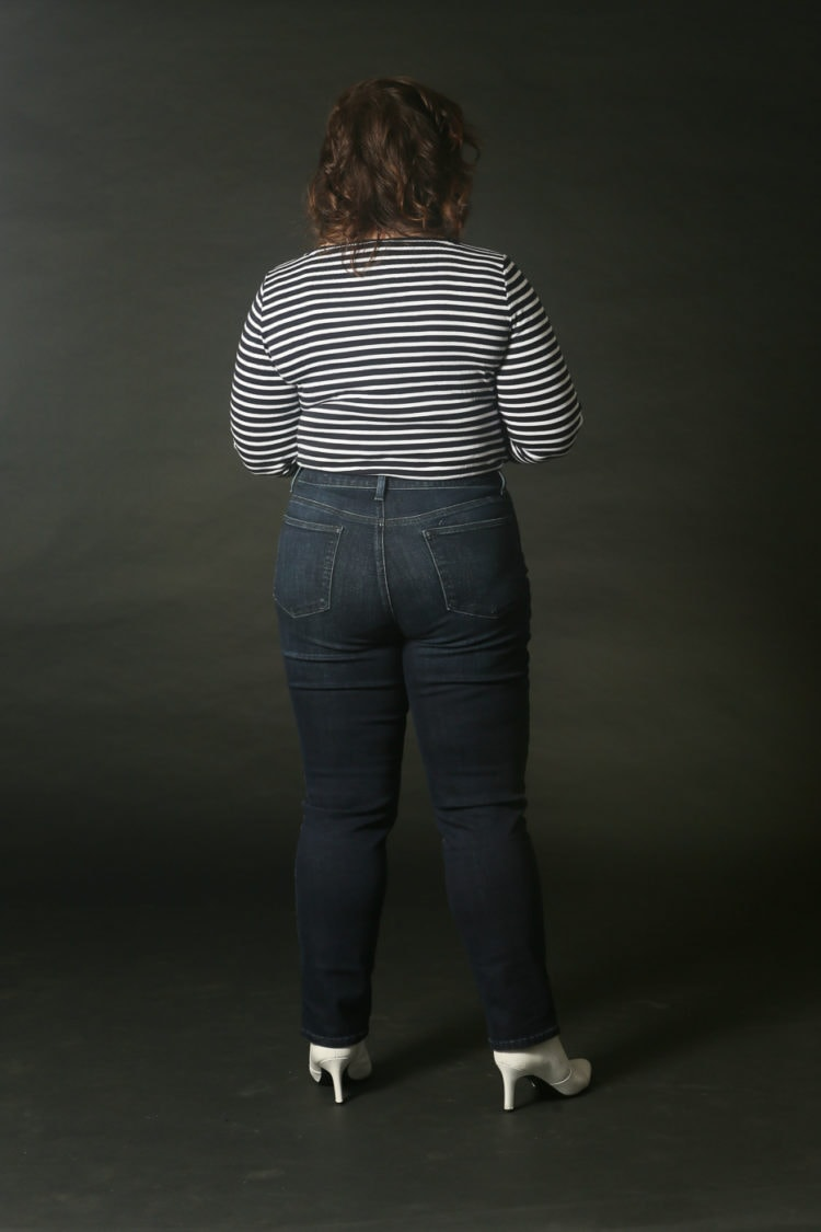talbots high waist 3