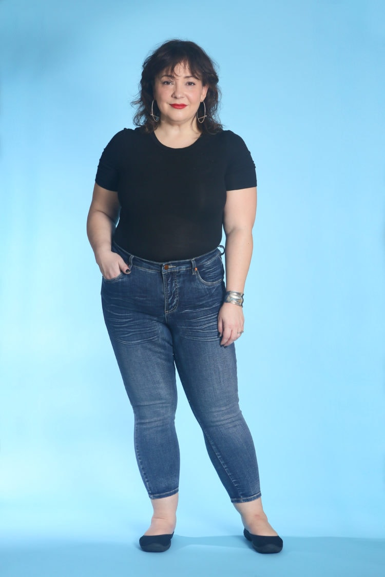 Universal Standard Petite Siene Jeans Review