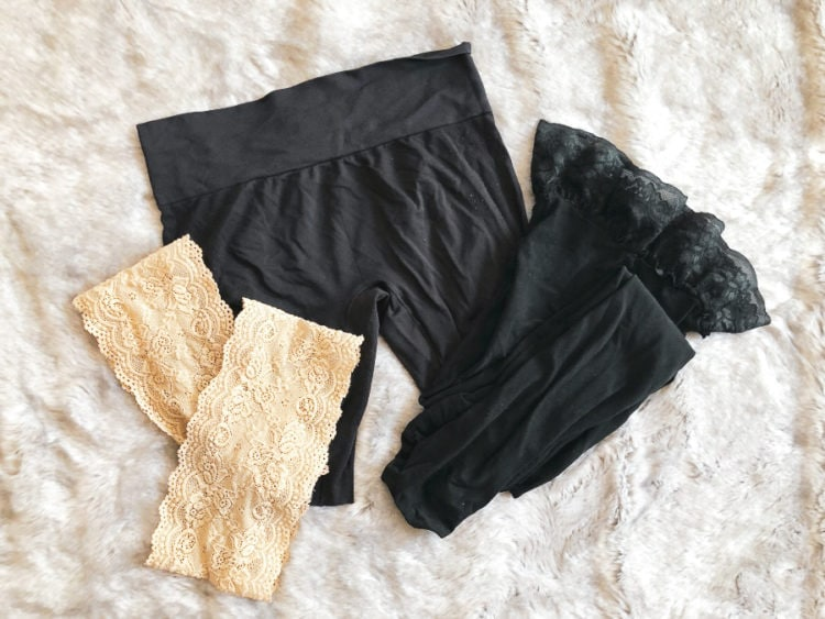 favorite shapewear underpinnings over 40 size 14