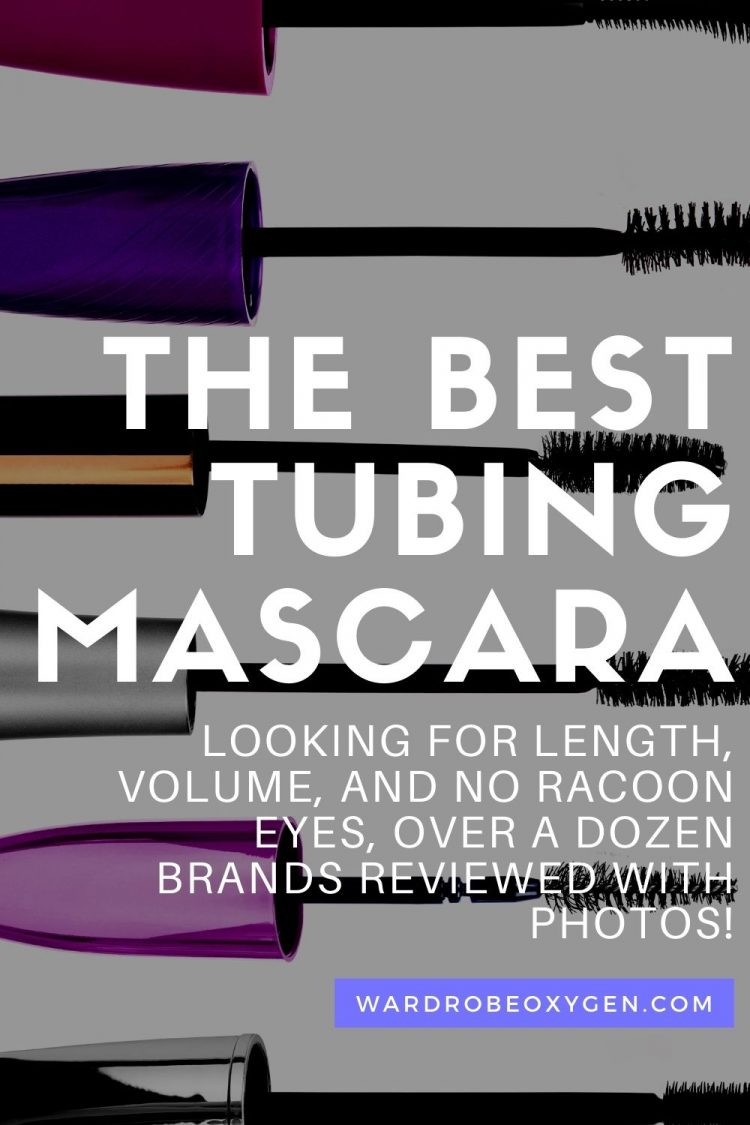 What is the best tubing mascara?