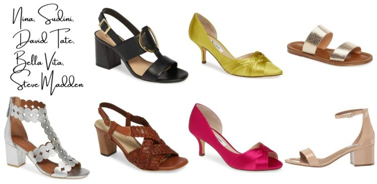 8ef0d0ca30 Wide Width Shoes for Spring and Summer  Hits and Misses