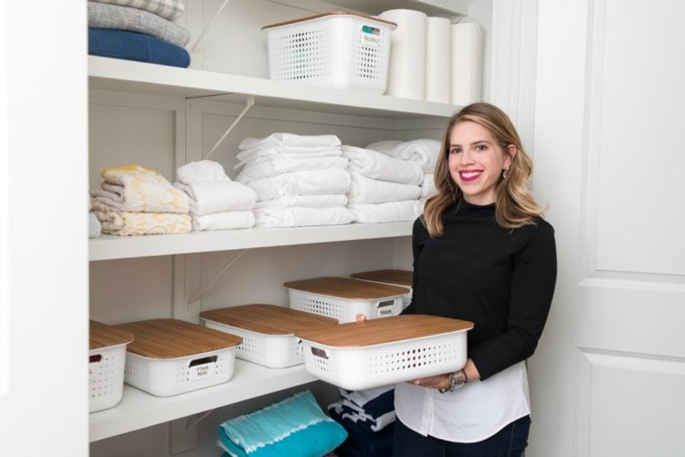 working with a professional organizer our experience with rachel rosenthal of rachel and company