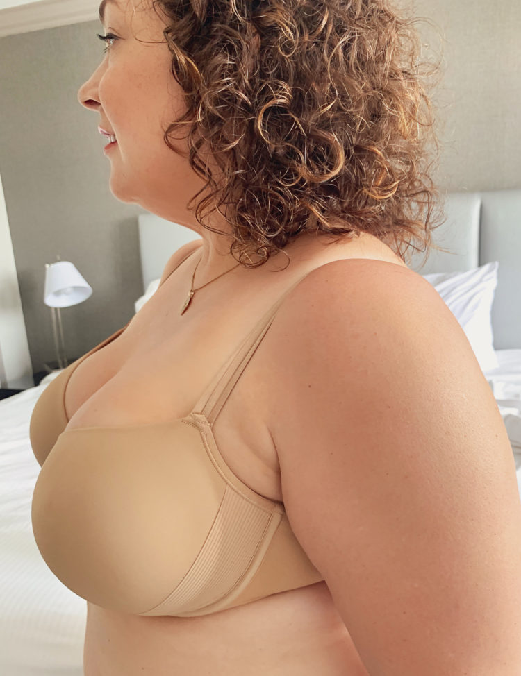 soma bra review large bust 3