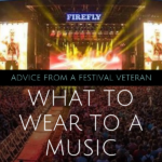 tips on what to wear to a music festival from someone who goes to music festivals