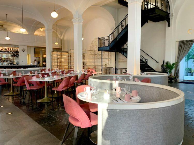quirk hotel restaurant