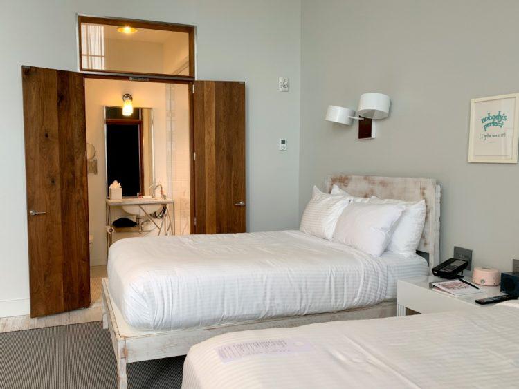 quirk hotel rooms