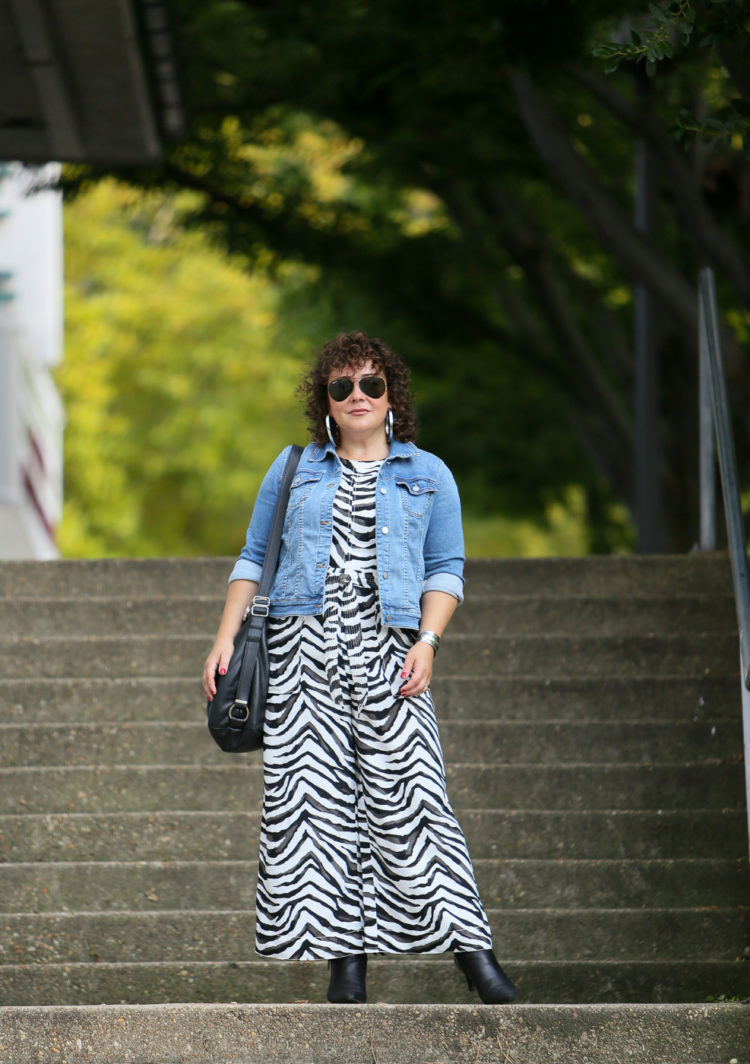 styling a jumpsuit for fall 3
