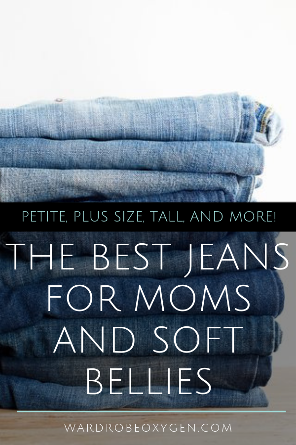 the best jeans for moms