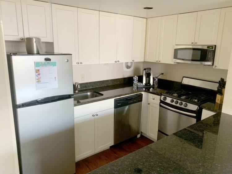 the windsor suites kitchen