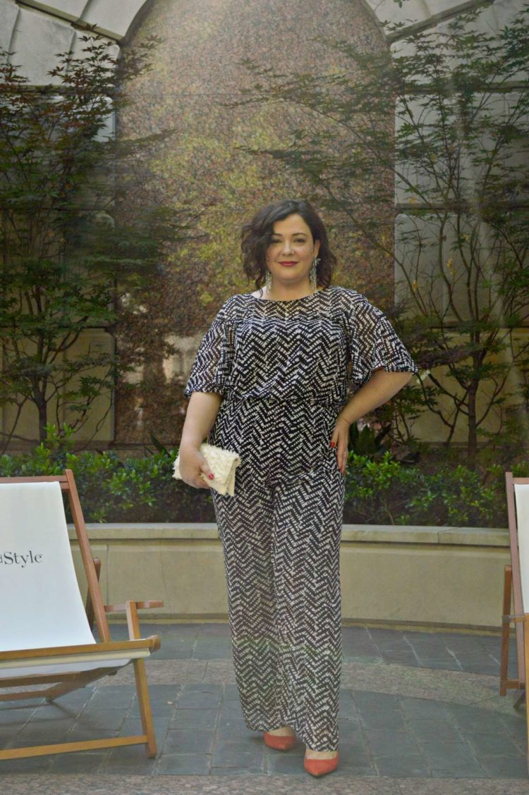 what I wore to rewardstyle conference day 1